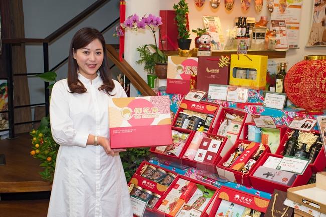 牛年好運健康來 棉花田販售天然低糖年糖成主流   華視市場快訊